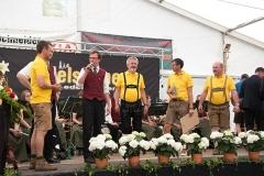 Bezirksmusikfest Rohr Sonntag