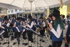 Eröffnung der Balkonblumenschau in Kremsmünster