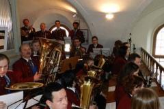 Gedenkmesse Musikverein