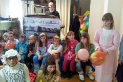 Kinderfasching im Gasthaus Stehrer