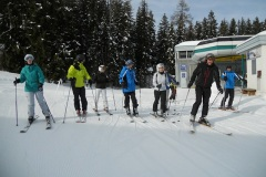 Musik & FF Skitag
